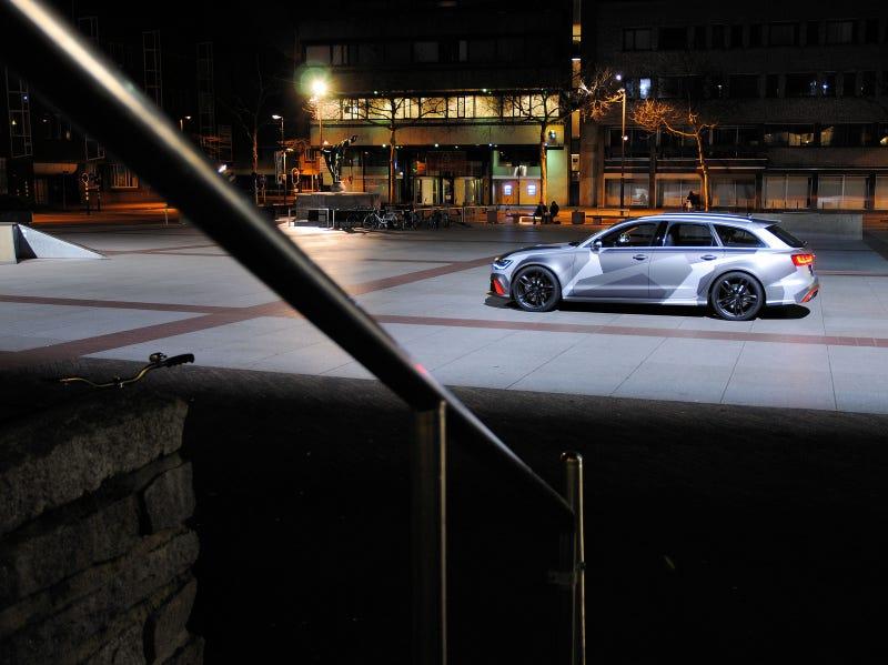 Audi RS 6 Avant Pr0n...