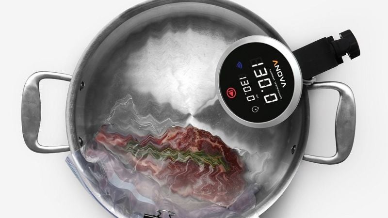 Today's Best Deals: Sous-vide, Swiss Army Knives, Budget Wake-Up Light