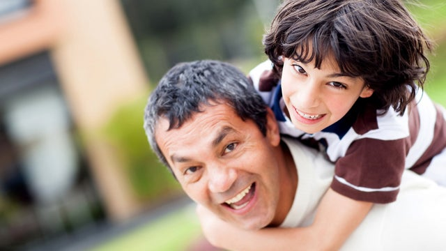 Study: The older the dad, the more mutations he's likely to pass on