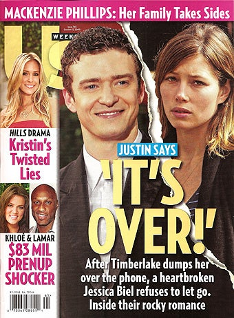 "This Week In Tabloids: Justin & Rihanna Plan Hookup; Kardashian Wedding ""World Exclusive"""