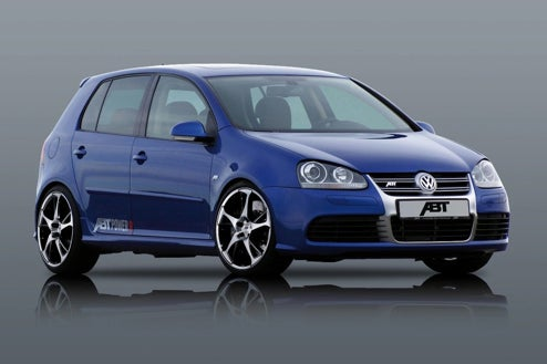 Abt Sportsline Tunes VW R32, Hits 370 HP Note