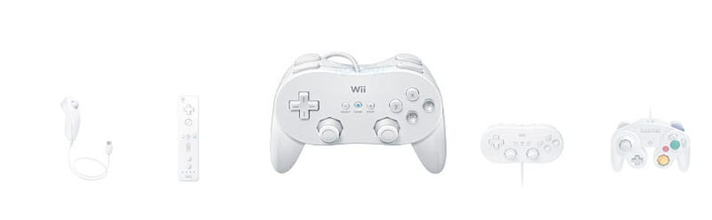 Wii Classic Controller Pro Is Basically a Nintendo DualShock