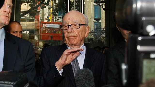 Scotland Yard Basically Owned by Rupert Murdoch