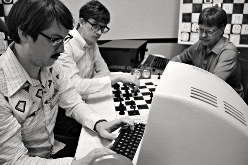 Computer Chess is the most realistic movie about AI ever made