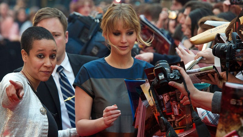 Jennifer Lawrence Is a Little Unsure About Her Newfound Fame