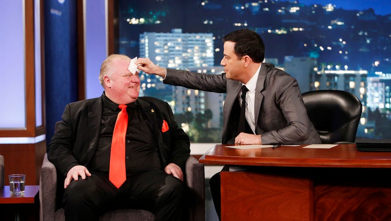 Rob Ford is Finally Getting Help?