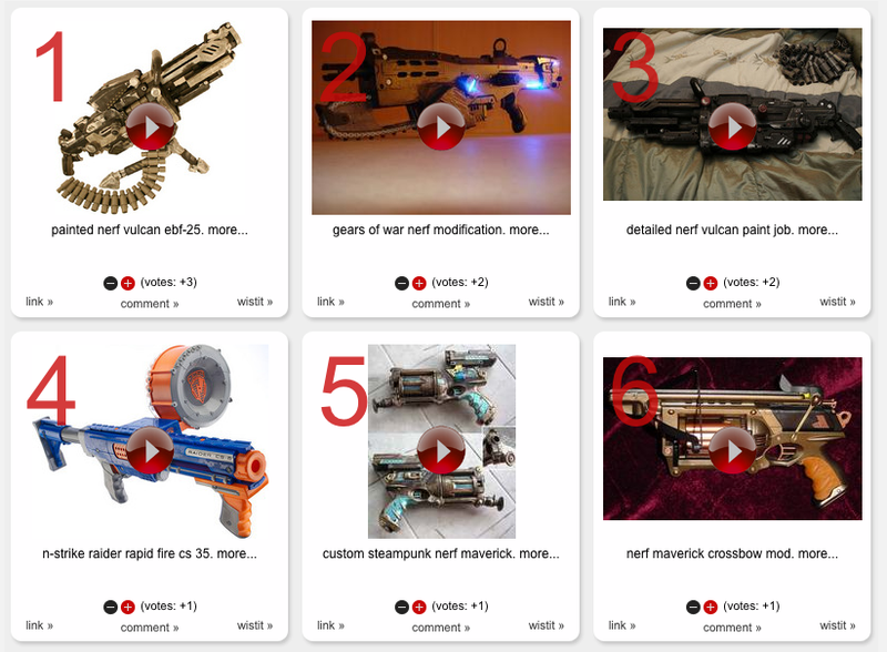 12 Hacked Nerf Superweapons