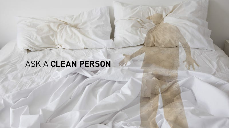 Your Sheets Are Filthy. Here's Why (And How) To Change Them.