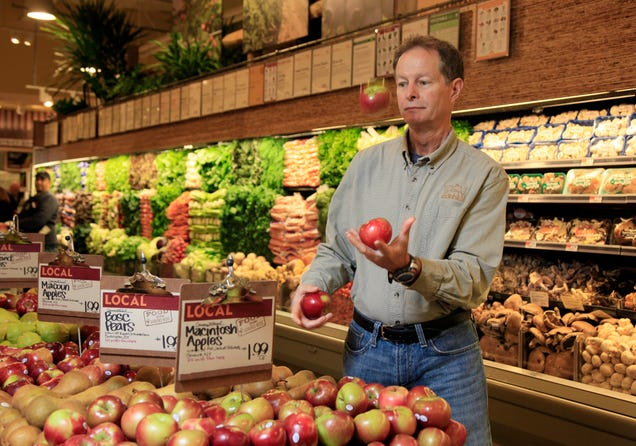 Whole Foods Employees Ask For a Union