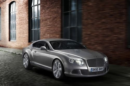 2011 Bentley Continental GT: Now You Can Have A V8