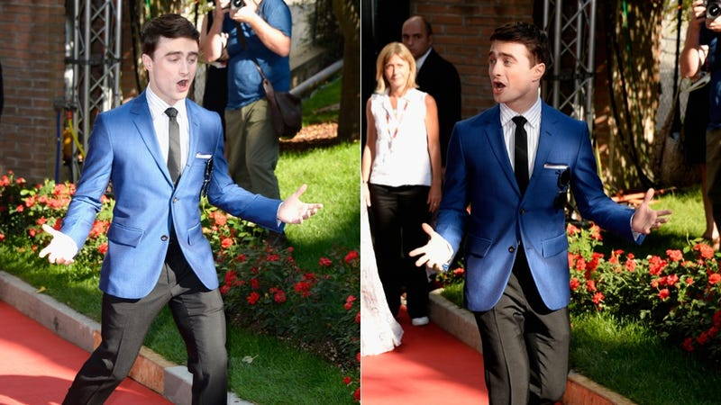 Even Daniel Radcliffe Is Excited About Seeing Daniel Radcliffe
