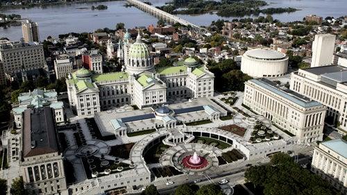 Pennsylvania's Capital Declares Bankruptcy