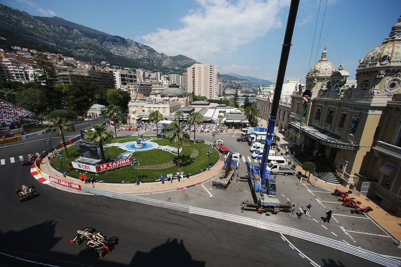 How To Have A Killer Time At The Monaco Grand Prix For $100