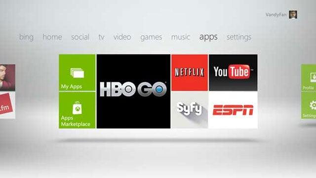Microsoft Shelves Fancy TV Service for the Xbox 360