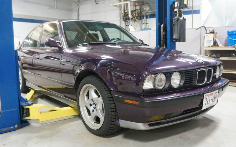 NPOCP: Its a Purple M5!!!