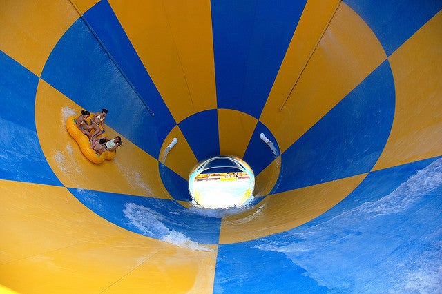 Water Slide Gallery