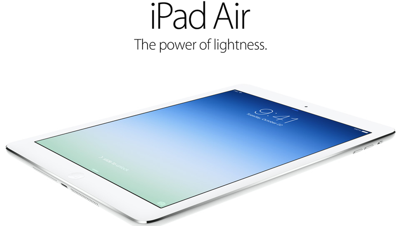 Take $20 Off The iPad Air On Day One