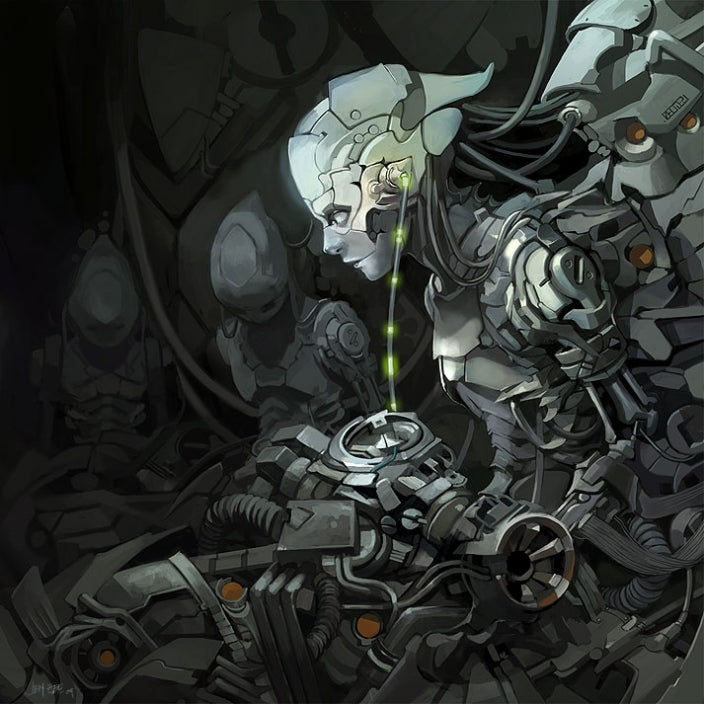 This is Who We Thank For Bastion's Gorgeous Art