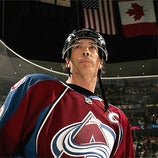 Joe Sakic Out Three Months