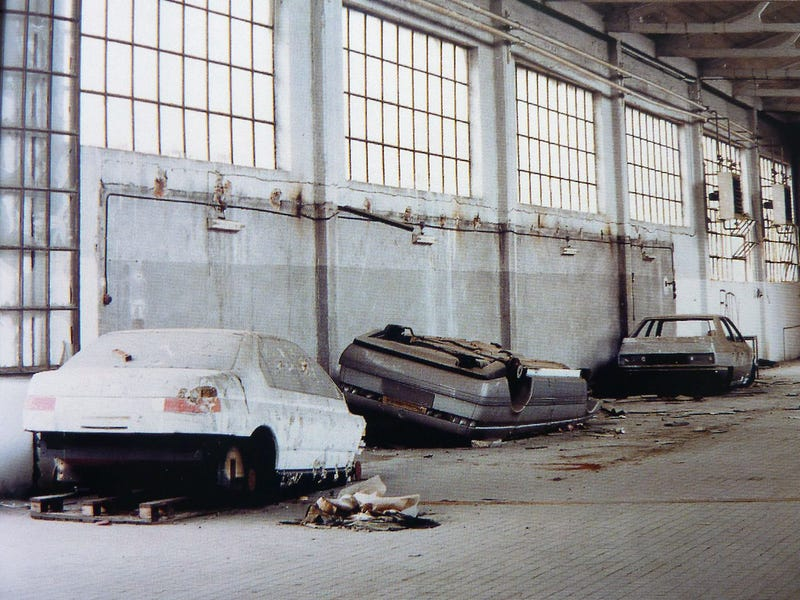 These Are The Italian Treasures Left To Rot By Fiat In 1986