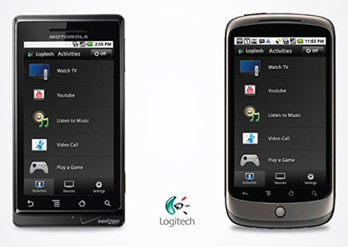 Logitech Replaces Harmony Remotes with Free Apps for Google TV