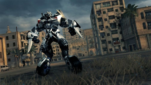 Transformer DLC Brings Characters, Maps and More This Summer