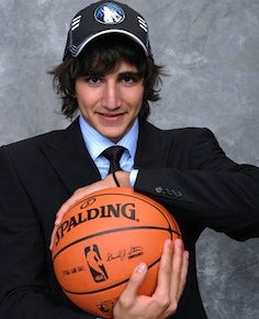 Ricky Rubio Can't Believe How Much Basketball These Crazy Americans Play