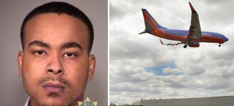 'Gang Signs For Jesus' Passenger Forced Emergency Plane Landing