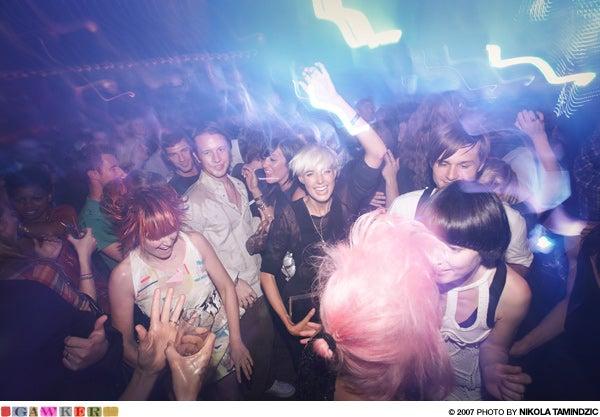 Fashion Rocks Pre-Post-Party At Hiro