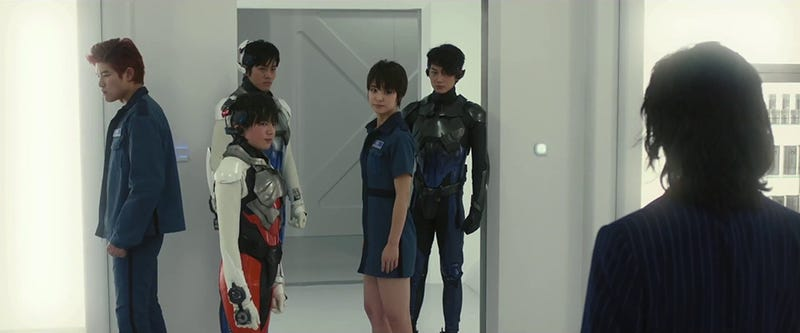 Gatchaman Is So Full of Action Movie Clichés It Hurts