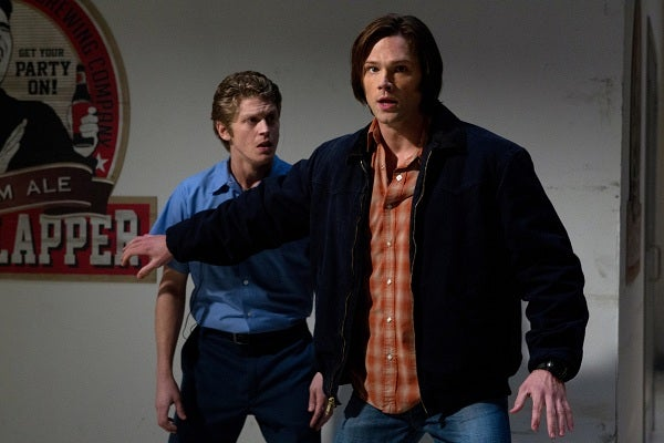 Supernatural Episode 7.18 Party on, Garth Gallery
