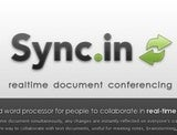 Sync.in Offers Instant Collaborative Document Editing