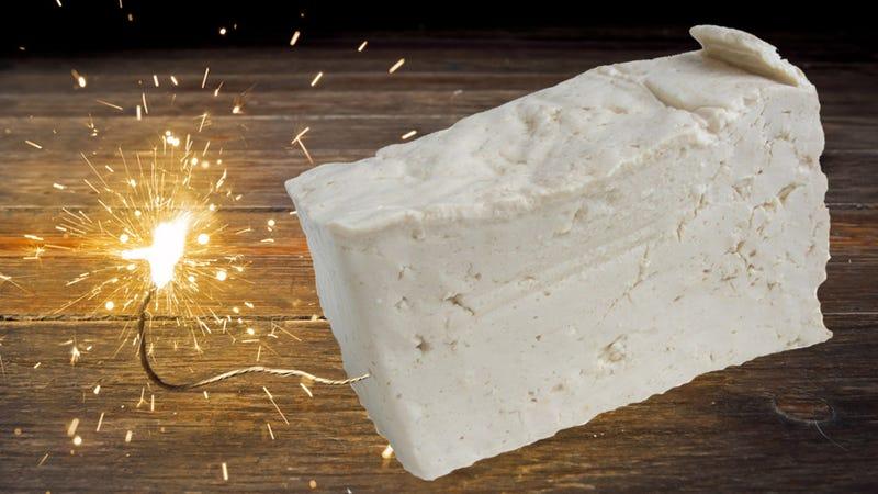 Freak Tofu Explosion Terrorizes Portland
