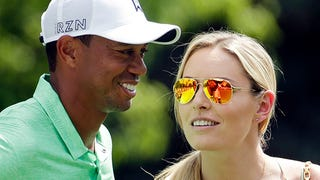 Lindsey Vonn Announces Split with Tiger Woods