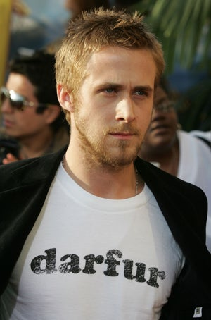 Is Ryan Gosling On The Prowl?
