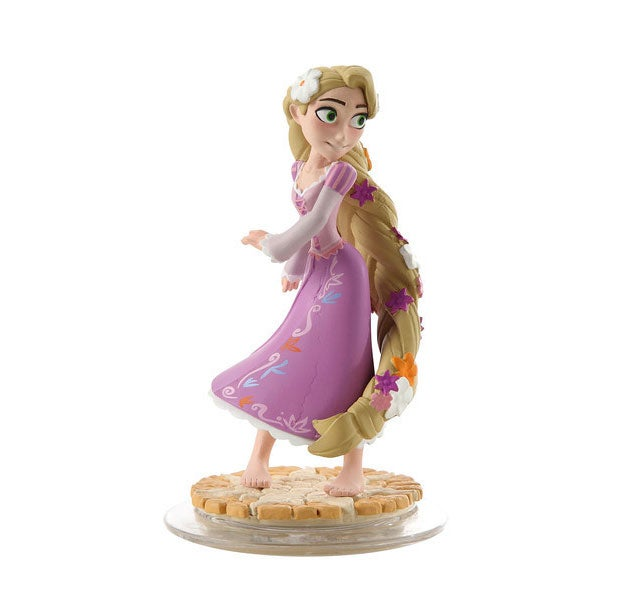 Wreck-It Ralph, Rapunzel and Frozen Disney Infinity Toys Are Out There