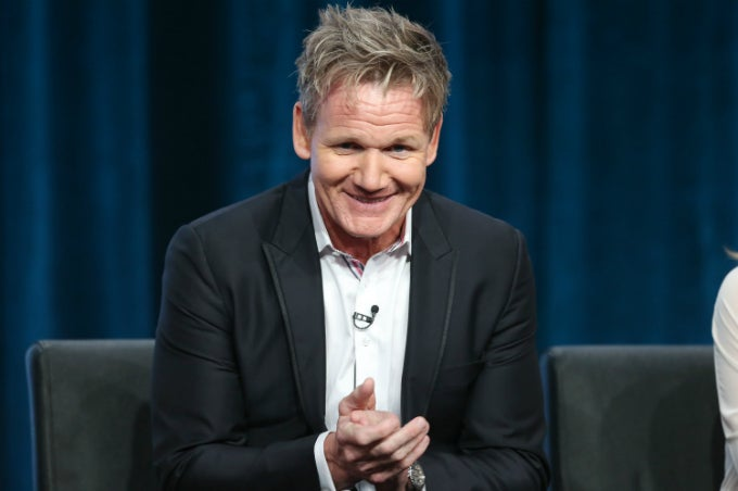 'Kitchen Nightmares' Chef Gordon Ramsay Accused of Sexual Harassment