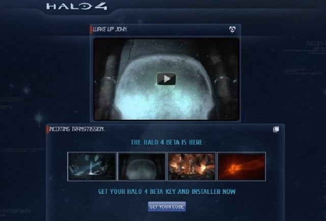 Microsoft Moves to Seize Fake Halo 4 Beta's Domain
