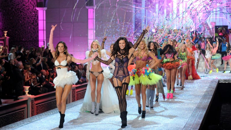 This Year's Victoria's Secret Show Will Feature An Articulated Python Made Of Crystals, A 16-Carat Diamond Ring