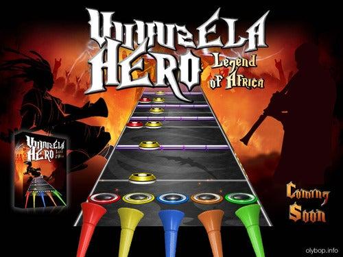 Vuvuzela Hero: The Buzz Builds