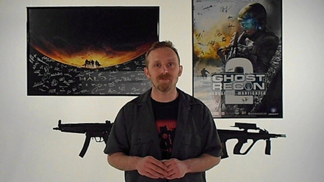 Christian Allen Wants Your Money To Make A Great, Old-School Shooter That Publishers Don't Think You Want
