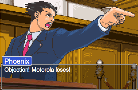 Motorola vs. Motorazr.com: Round 1 Goes Against Motorola
