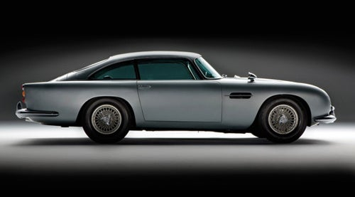 James Bond's Gadget-Laden Aston Martin DB5 Car Could Be Yours For $5m