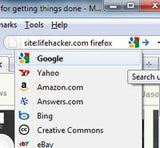 Foobar Combines Firefox Address and Search Boxes