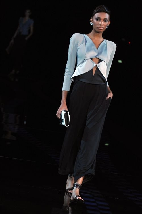 Giorgio Armani: Sleek, Chic & Confident