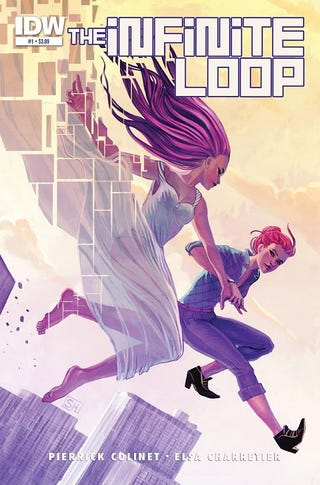 Five LGBT Comic Books Out Now