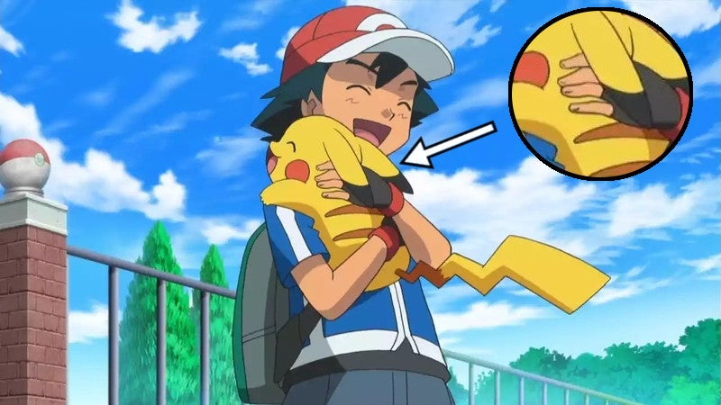 how did ash meet tracy in pokemon