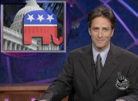 A Moment Of Zen For Jon Stewart's First Decade On The Daily Show