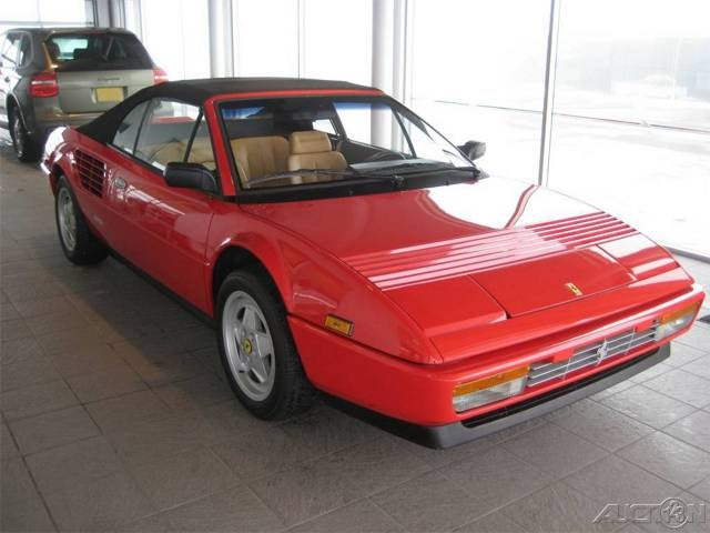 Nice Price Or Crack Pipe: 5,944-Mile Ferrari Mondia Cabriolet For $37,995?