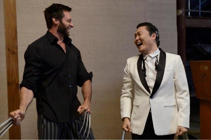 Hey, Sexy Wolverine!